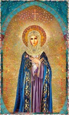 Sainte Jeanne de France, fondatrice de l'Annonciade (1464-1505)