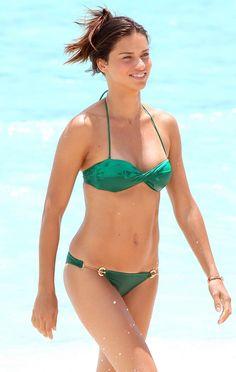 Adriana Lima ain't bad