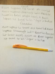 My Handwriting for @INTPartgeek, @grichards533533, @any899, @CucumberSenpai, and @PitsFangirl. By @HyruleanPikachu