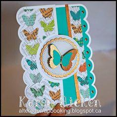 Butterfly Flip-It Card by Karen Aicken