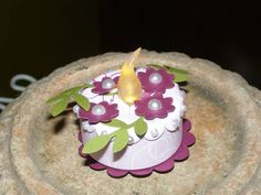 Tealight cake inspiration