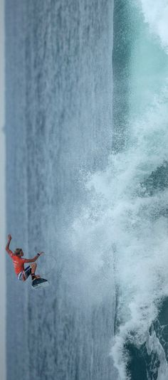 Grab some air today. #redbull #surf
