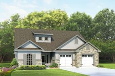 This 1 story  features 2476 sq feet. Call us at 866-214-2242 to talk to a House Plan Specialist about your future dream home!