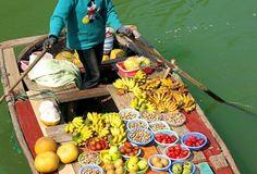 Tour Vietnam Cambodja - Saigon-Phnom Penh per boot