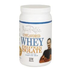 I'm learning all about Jay Robb Whey Protein Isolate Unflavored at @Influenster!