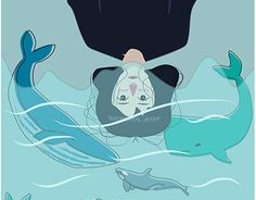 """Check out new work on my @Behance portfolio: """"Drowning in the thought of you."""" http://be.net/gallery/47996179/Drowning-in-the-thought-of-you"""
