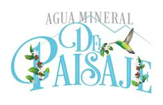 Logo para agua mineral