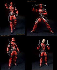 Deadpool (Movie Version) (Marvel Legends) Custom Action Figure