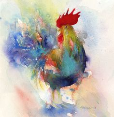 Little Rooster by Sheila Gill