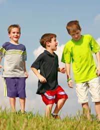 Fitness Activities for 9 -11 year olds