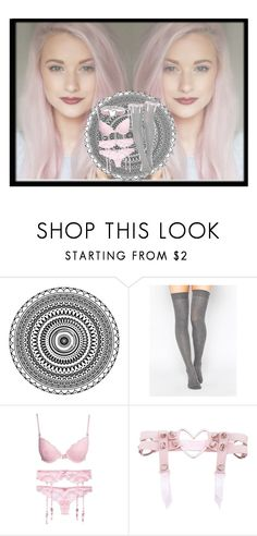 """""""With heaven above you, there's hell above me!"""" by briannanicole15 ❤ liked on Polyvore featuring ASOS"""