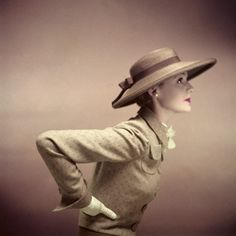 LISA BYRD THOMAS - Hip Fashion Stylist: 1940s and 1950s Fashion Photographer - Clifford Coffin