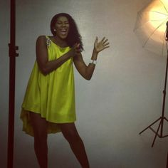 PHOTOS – Stephanie Okereke Glow in Latest Photoshoots  See More Photos: