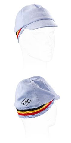 6b56bd65450 Other Vintage Cycling 177861  Magliamos Belgium Team Winter Cap BUY IT NOW  ONLY   49.0