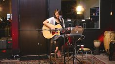 December 8th, 2011. Kina Grannis Livestream performance and chat. The first time I heard This Far, and as she played it I distracted myself and didn't know why. Later I searched it and found out: it was the most important song I would ever hear, and I wasn't ready for it at the time of this picture.