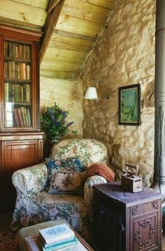 looking for that chair will take the cozy corner too!