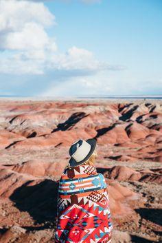 "americayall: "" Painted Desert. Arizona. www.americayall.com instagram: @americayall shot on: nikon d750 """