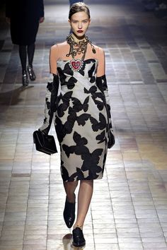 Lanvin's Butterfly Effect