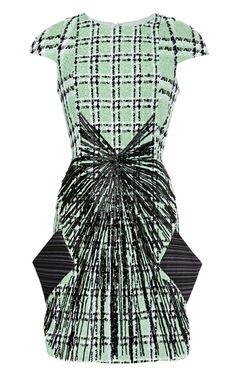 Shop Embroidered+Zoom+Dress+by+Peter+Pilotto+-+Moda+Operandi
