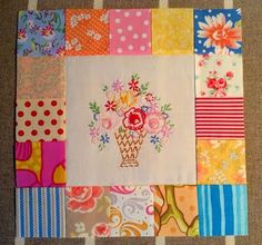 Dee's Doodles: Quilter's Block to Sewing Happy!