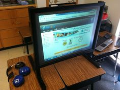 Ideas From a Busy Bee: Movie Monday: News-2-You in my classroom