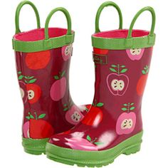 Rain Boots - $32 for the girls; so cute