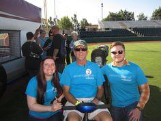 Walk to Defeat ALS (Phoenix, October, 2014) #ALS