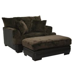 jackson barkley sectional in toast overstuffed chairschair and