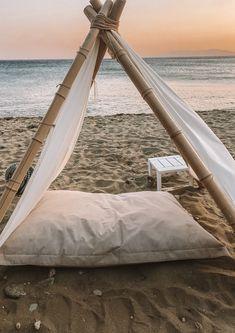 Greek summer Outdoor Furniture, Outdoor Decor, Hammock, Greek, Summer, Home Decor, Summer Time, Decoration Home, Room Decor