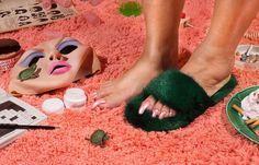 Zizi Donohoe? Glamour nails