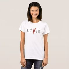 Lover Or Loser 2017 T-Shirt - funny quotes fun personalize unique quote