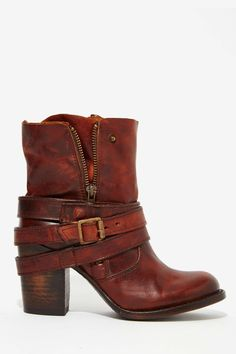 Freebird by Steven Leather Bama Boot | Shop Shoes at Nasty Gal