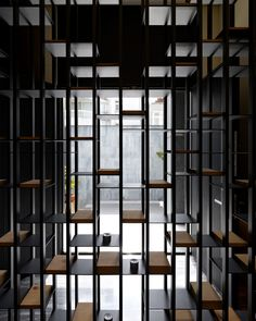The Vertical Forest / Waterfrom Design Interior screen