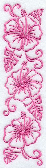 Machine Embroidery Designs at Embroidery Library! - Color Change - X6238