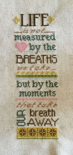 Really cute design from lizzie kate. Cross Stitch Quotes, Cross Stitch Boards, Cross Stitch Love, Cross Stitch Bookmarks, Cross Stitch Pictures, Cross Stitch Kits, Counted Cross Stitch Patterns, Cross Stitch Designs, Cross Stitch Embroidery