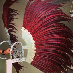 Going Red! Samba Couture | Luxury Brazilian Samba Costumes Atelier