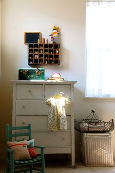 ✕ A darling room for little ones (via kellymccaleb) / #corner #children