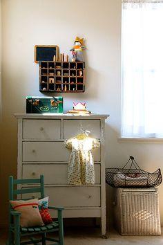 ✕ A darling room for little ones (via kellymccaleb) / #corner #children