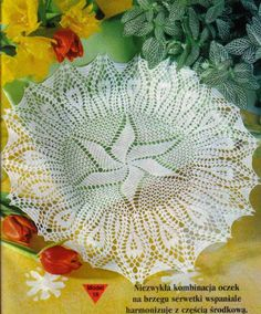 Crochet and arts: VARIOUS DOILIES