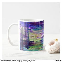 Click to buy this cool Abstract art Coffee mug