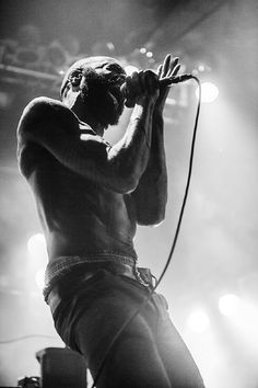 Death Grips. photography by Paul Sethi