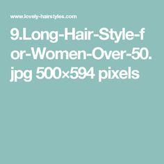 9.Long-Hair-Style-for-Women-Over-50.jpg 500×594 pixels