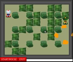 The Best Old Games online for PC - Bomberman Flash