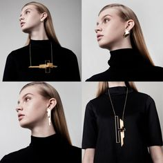 Contour, a handmade jewelry label founded by Lior Shulak Hai & Galit Barak