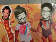 Episode #2 of the Fashion Babies YouTube show features Kevin Bacon Bacon.  It's on the July26Twins channel.