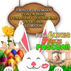 Empieza la semana  de Pascua