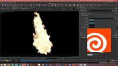 Houdini Tutorial: Simulating and Shading Fire