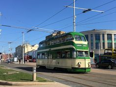Blackpool Trams - the seaside way to travel - with Live Blackpool