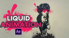 How to Create Liquid Animations in After Effects Tutorial Adobe After Effects Tutorials, Photoshop Effects, Motion Design, Adobe Cc, Motion Graphs, Animation Tutorial, Vfx Tutorial, After Effect Tutorial, Adobe Animate
