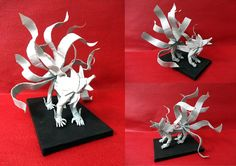 Origami Nine-Tailed Fox